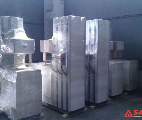 Перевозка топливнораздаточных колонок
