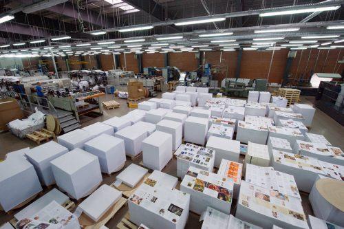 Перевозка печатной продукции или как мы возим знания