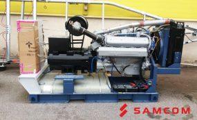 перевозка дизельного генератора