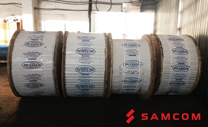 перевозка кабеля