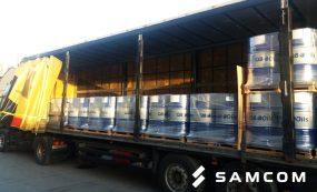 перевозка масла в Казахстан