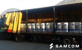 Перевозка масла из России в Казахстан отдельной машиной