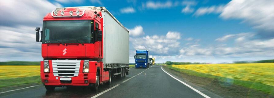 Грузооборот автомобильного транспорта в апреле резко увеличился