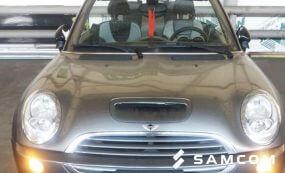 Перевозка автомобиля Mini Cooper из Казахстана в Россию