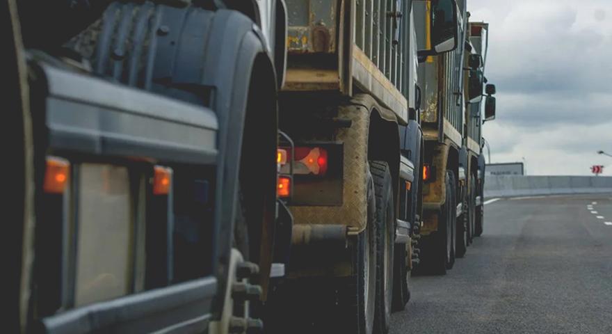 Весенние ограничения на дорогах России для большегрузов 2021